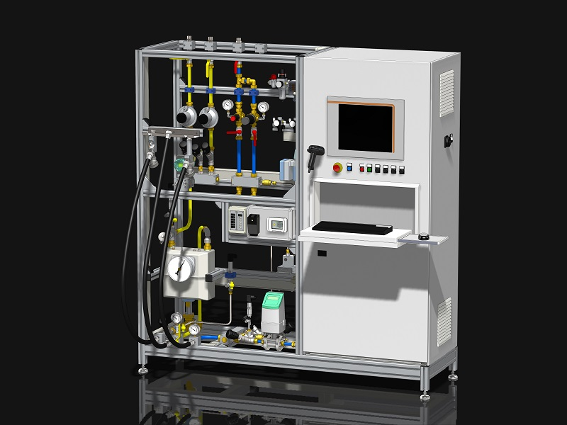 Gas water heaters laboratory 1