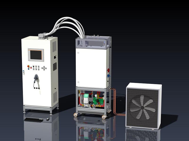 Heat pumps end-of-line 1