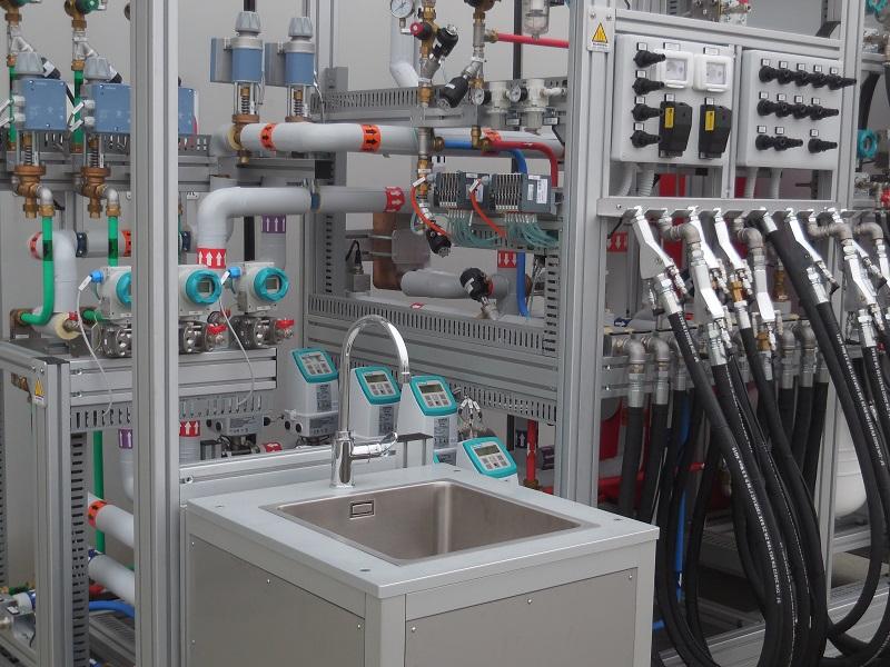 R&D heat interface units 3