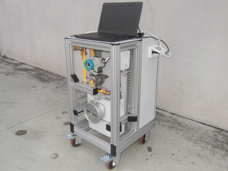 Gas flow-rate calibrator calGFR 2
