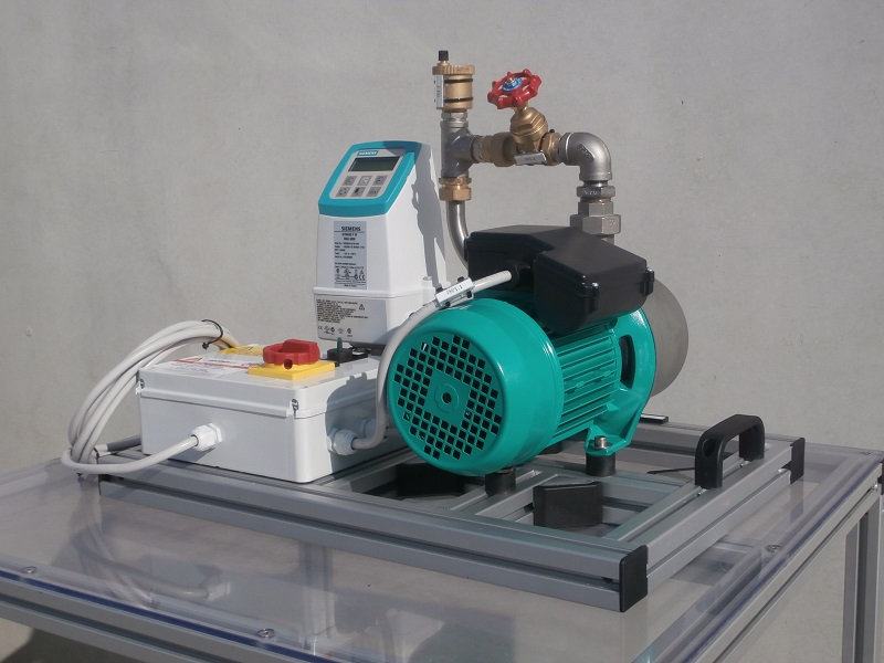 Water flow-rate calibrator calWFR 2