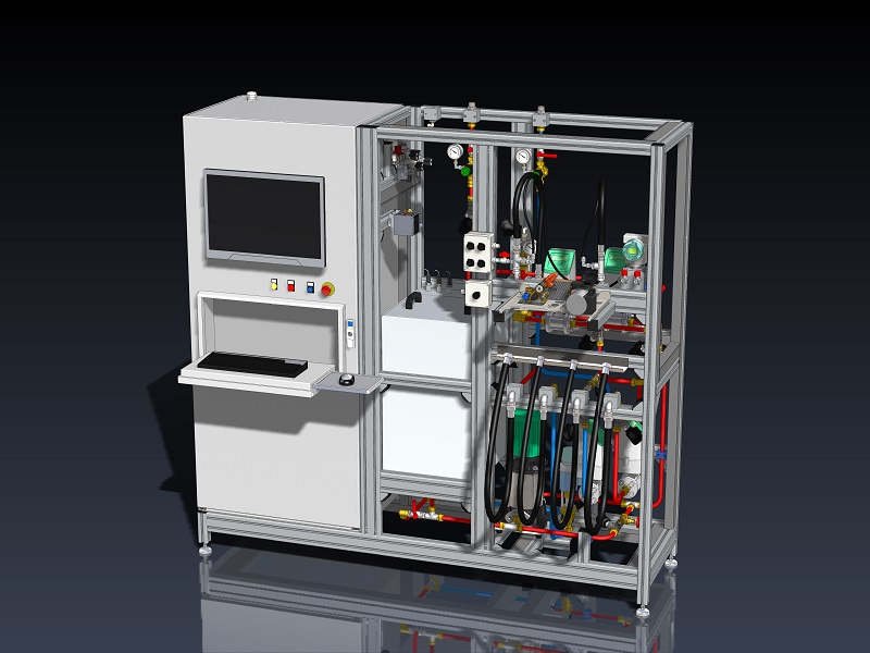 Hydronic systems end-of-line 1