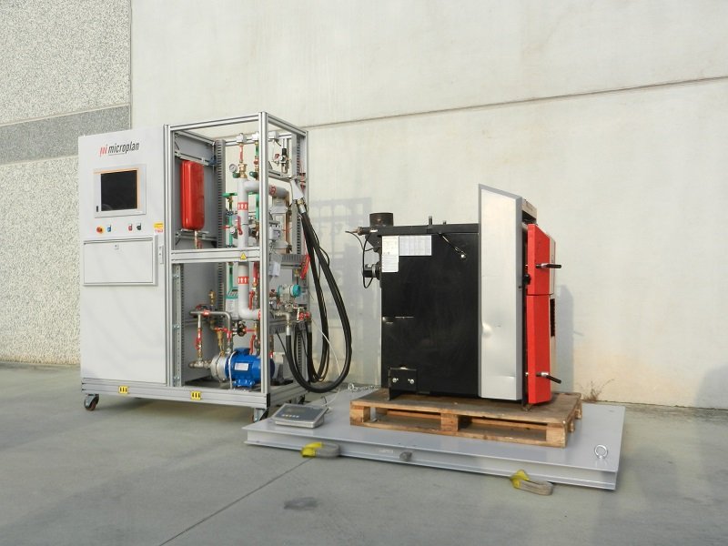 Solid fuel appliances laboratory 1