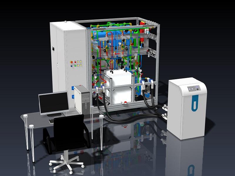 Heat pumps laboratory 1