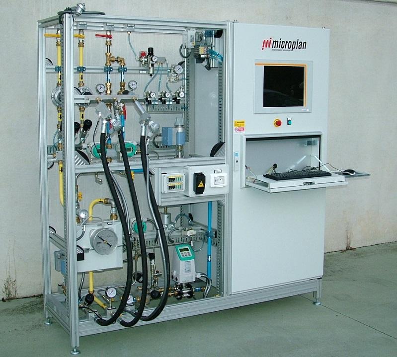 Gas water heaters laboratory 2