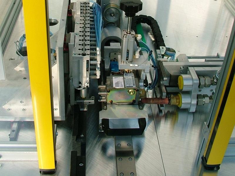 Gas valves pre-adjustment 2