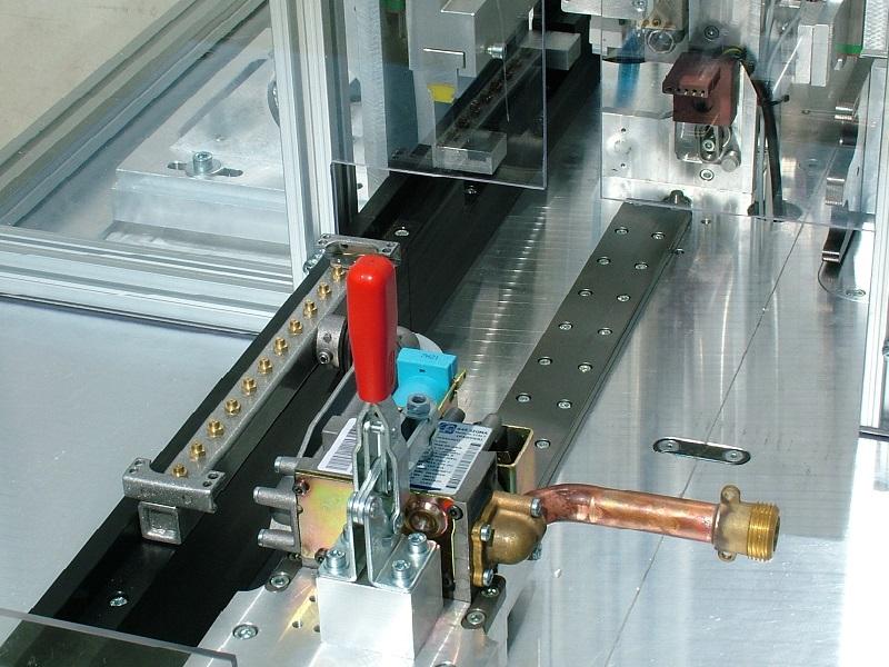 Gas valves pre-adjustment 1