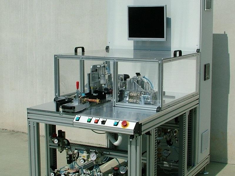 Gas valves pre-adjustment 3