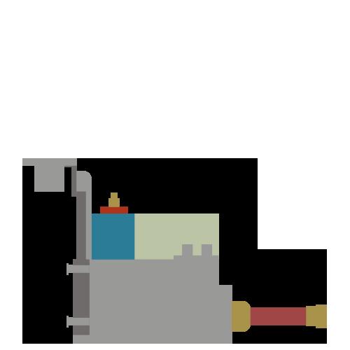 Gas valves assemblies