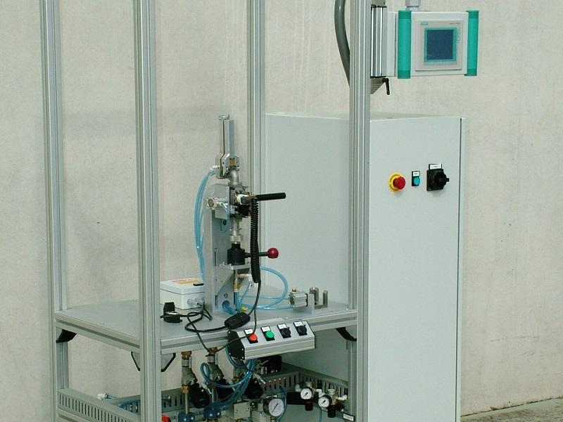 Gas valves pre-adjustment 4