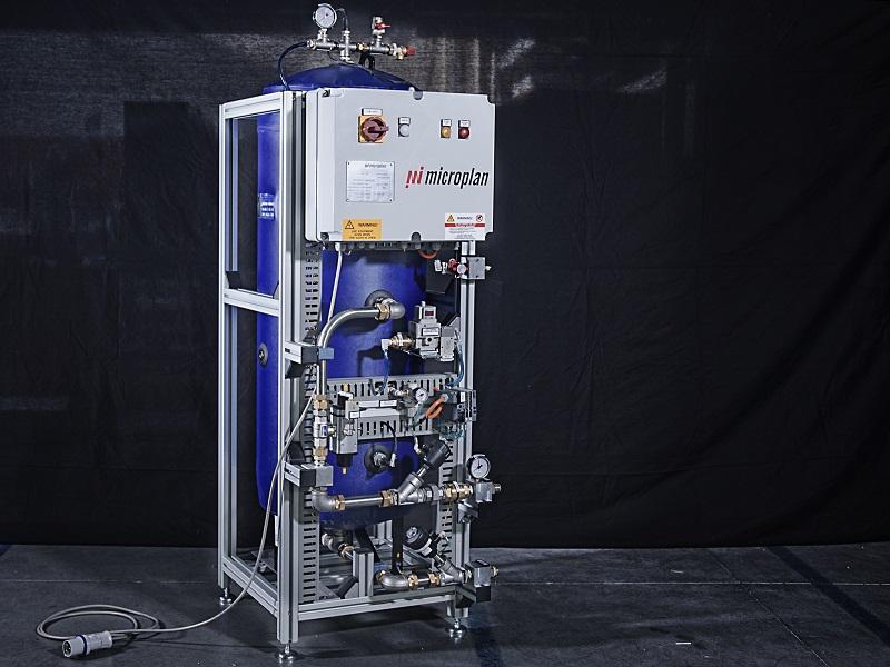 Water pressure stabiliser SerPiCo 1